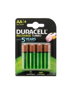 Duracell DX1500 AA 1,2V 2500mAh BL4 R2U