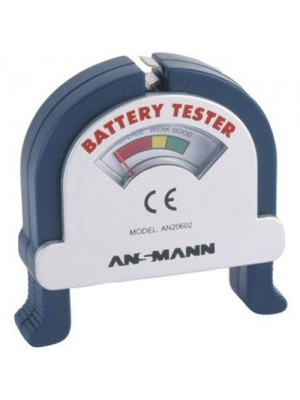 Ansmann Energy check 4000001 tester