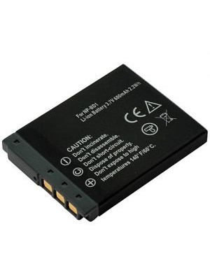 Accu voor Sony Cyber-shot DSC-G3/DSC-TX1