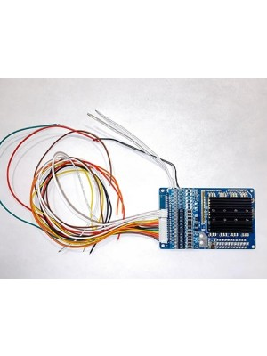 BMS 13S 40A incl. wires(13p) (13C) 48,1V Li-ion