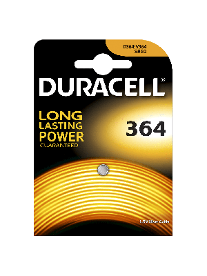 Duracell 364 Zilveroxyde
