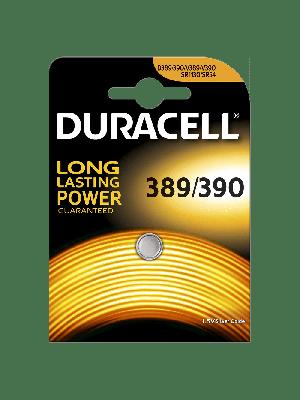 Duracell 389/390 Zilveroxyde