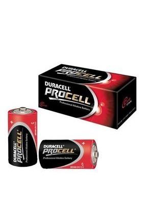 Duracell  Procell MN1400 C 1.5V BULK 10