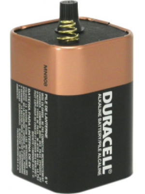 Duracell Blokbatterij MN908 6V Veren
