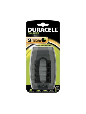 Duracell CEF23-Mobile Charger 3Hrs 0 cells