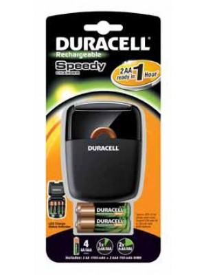 Duracell CEF27 Speedcharger 45min incl 2AA +2AAA