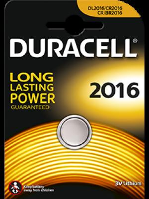 Duracell DL2016 Lithium
