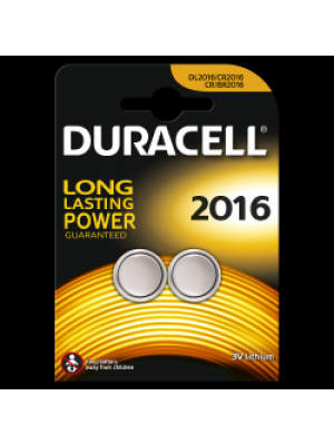Duracell DL2016 Lithium BL2