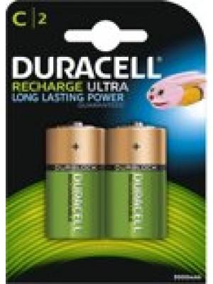 Duracell HR14 DC1400 C 1.2V 2200 mAh BL2