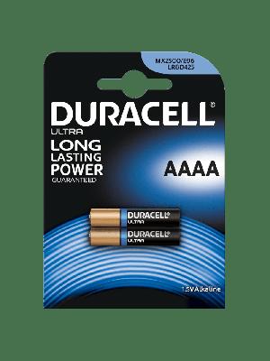 Duracell MX 2500 AAAA 1.5V BL2
