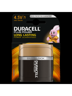 Duracell Plus Power MN1203 4.5V BL1
