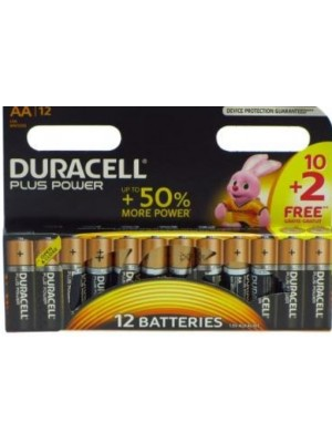 Duracell Plus Power MN1500 AA BL12