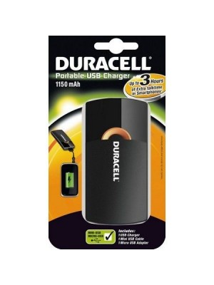 Duracell PPS2 RFP USB Device Charger 3H