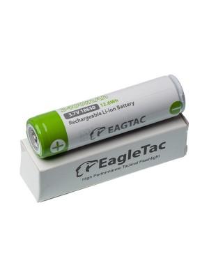 EagTac 18650 3400mAH 3,7V (protected) Li-on cel