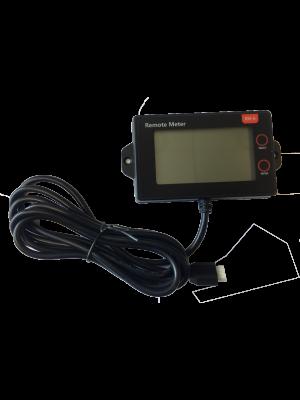 Display voor PowerXtreme  XS20s Solar MPPT Laadregelaar