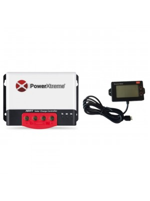 PowerXtreme XS20s Solar MPPT charger met display