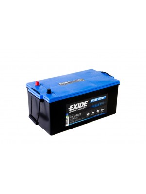 Exide Dual AGM accu EP2100 12V 240Ah 518x279x240mm