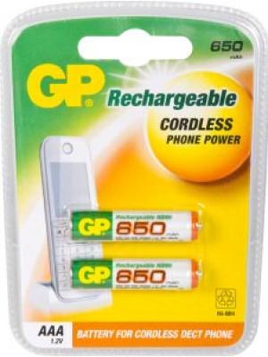GP65AAAHCC2 NiMh AAA 1.2V 650mAh BL2