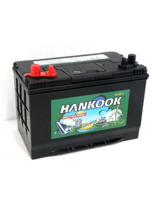 Hankook Alphaline 12v 100Ah Battery