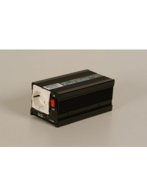 Inverter 12VDC/220VAC 400W. Built in USB Port 5VDC