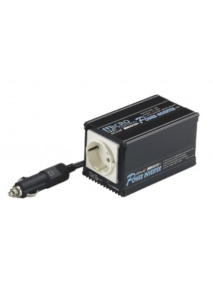 Inverter 24VDC/220VAC 150W. Built in USB Port 5VDC