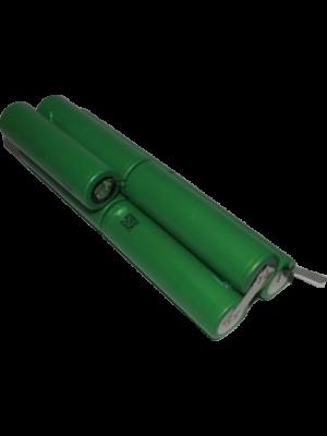 LG 25,9V 2,6Ah (7S1P) li-ion pack inbouw