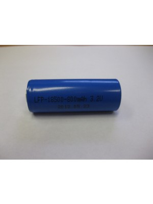 LiFePo4 18500 3,2V 1000mAh 18*50