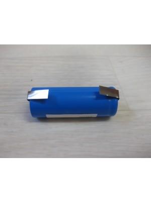 LiFePo4 18500 3.2V 850mAh met lippen 18*50AA