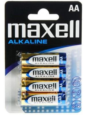 Maxell Alcaline LR06 AA 1.5V BL4