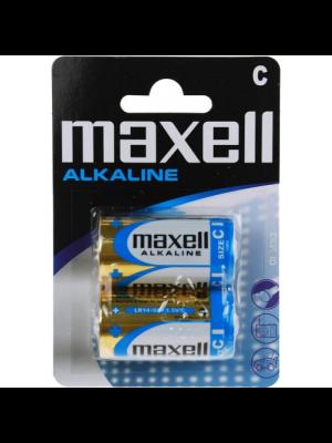 Maxell Alcaline LR14 C 1.5V BL4