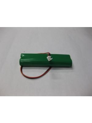NIMH 4AA HT-G- 4.8Volt 1300MAH 95x29x14mm