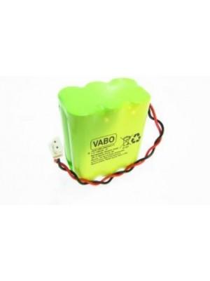 NiMh 7.2V 6xAA 1300mAh type H wired 12CM conn 5264
