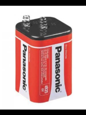 Panasonic Blokbatterij 4R25 RZ/B 6V Veren