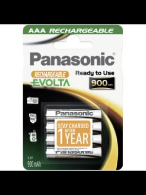 Panasonic Evolta AAA 900 Bl4 Rechargeable