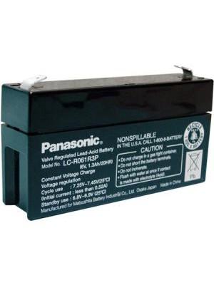 Panasonic LC-R061R3P 6V 1.3Ah PB