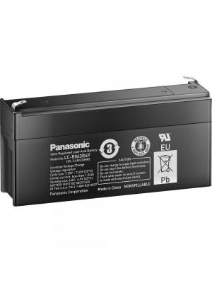 Panasonic LC-R063R4P 6V 3400mAh PB