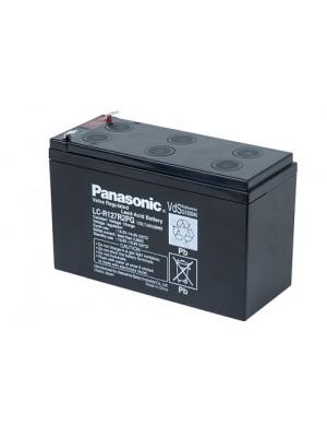 Panasonic LC-R127R2PG 12V 7.2Ah VDS AGM Tab4.8mm