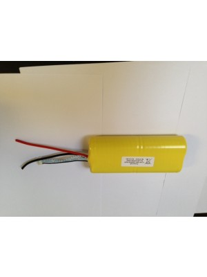Powercell 4xLFPC32650 12,8V 5A 2x2sA kabels