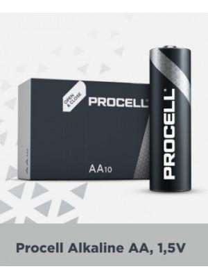 Procell industriële alkaline ID1500 AA 1.5V Bulk10