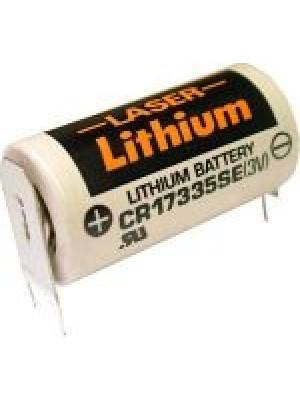 Sanyo Lithium CR17335 SE PCB 3,0V 2/3AF