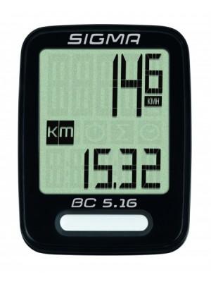 Sigma BC 5.12 kilometer teller