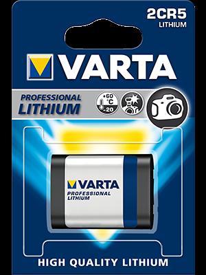 Varta 2CR5 6V BL1