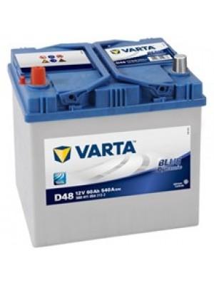 Varta Blue Dynamic D48 accu 12V 60Ah(20h)