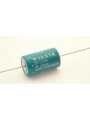 Varta CR 1/2AA 3V CD-Coaxial Tin plated copper wir