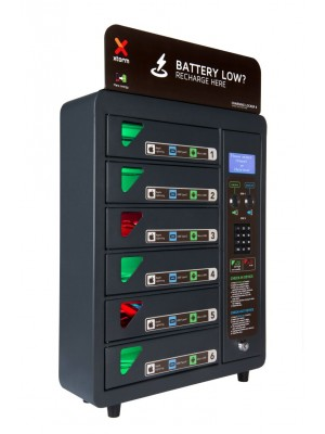 Xtorm Business Charging Locker 6