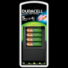 Duracell CEF15 15min charger Incl 4 x AA 1300mAh
