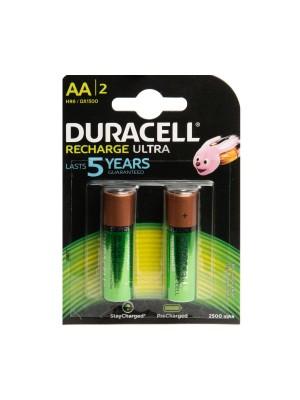 Duracell DX1500 AA 1,2V 2500mAh BL2 R2U