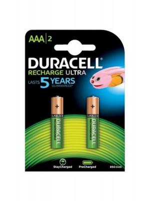 Duracell DX2400 AAA 1,2V 800mAh BL2 R2U