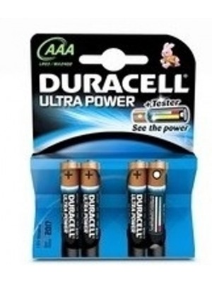 Duracell Ultra-Power MX2400 AAA 1.5V BL4