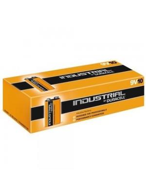 Duracell Industrial ID1604 9V BULK 10